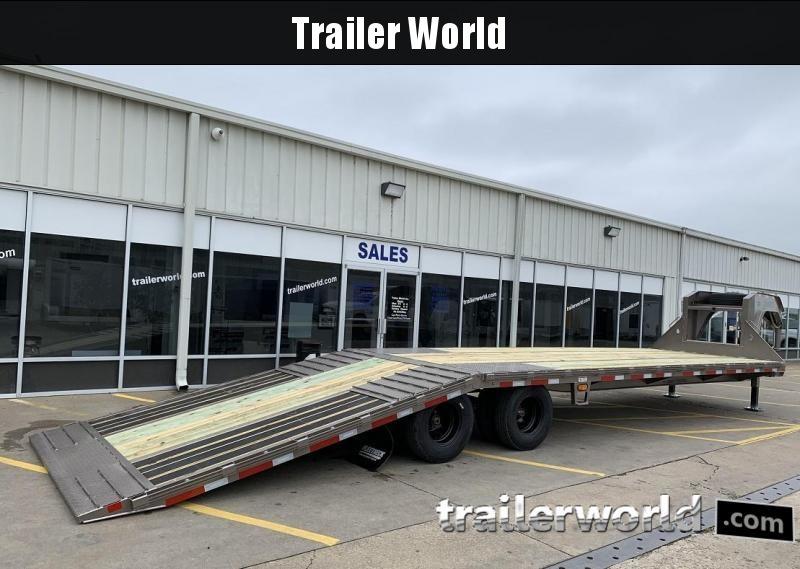 2019 Diamond C FMAX212 35' Hydraulic Dovetail Gooseneck Trailer 25900GVWR  in Ashburn, VA