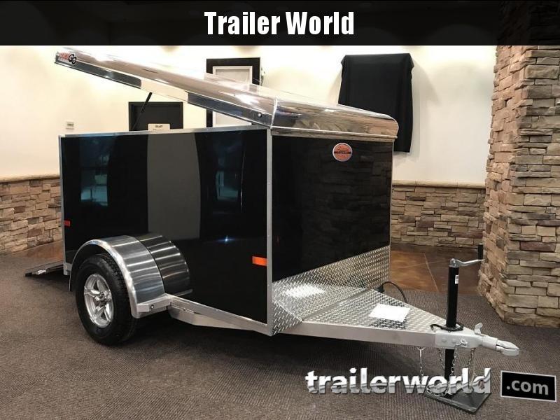 2019 Sundowner 5' x 8' MINI GO Enclosed Aluminum Cargo Trailer