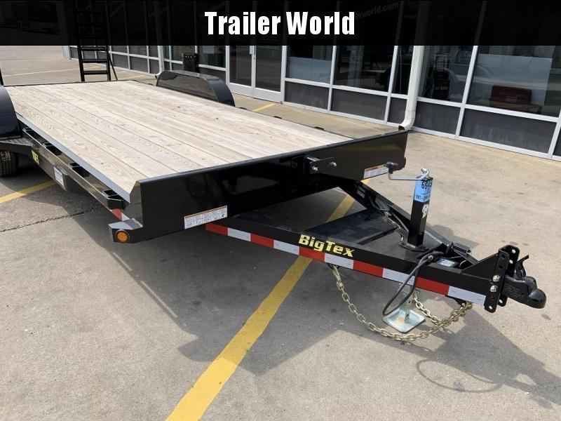 2019 Big Tex 10ET-18' Equipment Trailer 10K GVWR