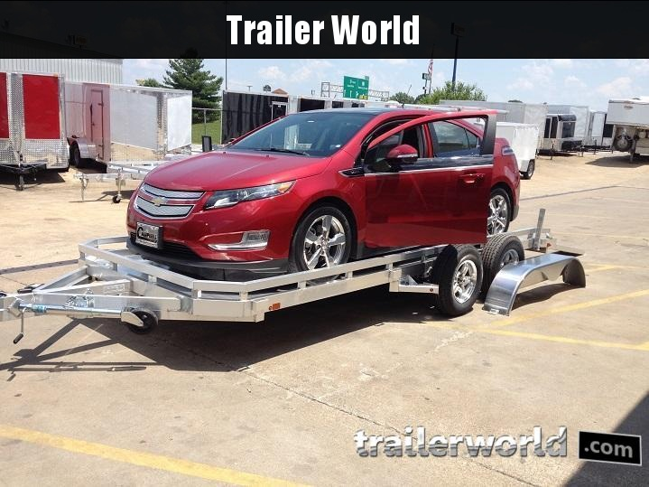 Aluma Car Hauler Trailer For Sale