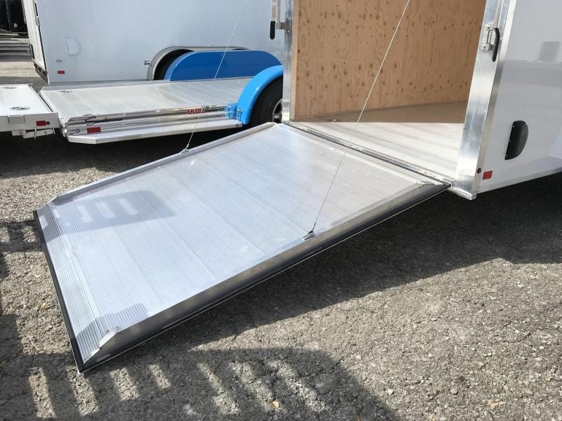 "2019 Aluma AE612 6' x 12' x 6'6"" Enclosed Cargo Trailer"