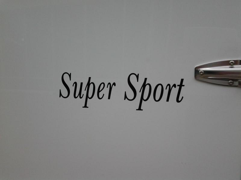 2019 Sundowner Super Sport 2 Horse Trailer