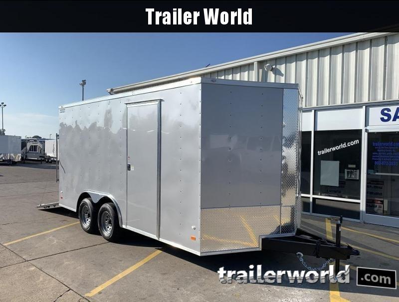 2020 CW 8.5' x 16' x 7' Enclosed Cargo Trailer 10k GVWR