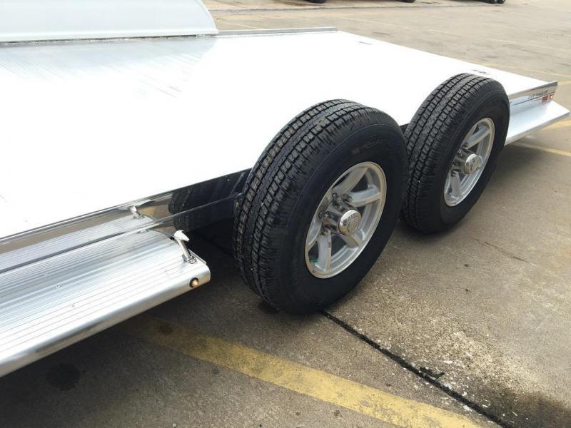 2020 Sundowner ULTRA 22'  Aluminum Open Car Hauler Trailer