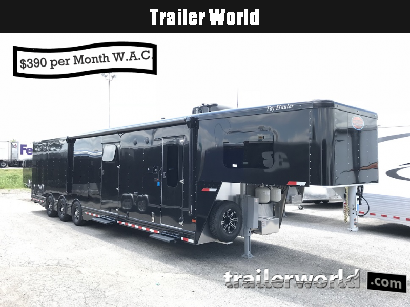 2019 Sundowner 1686GM 42' Toy Hauler w/ 26' Garage