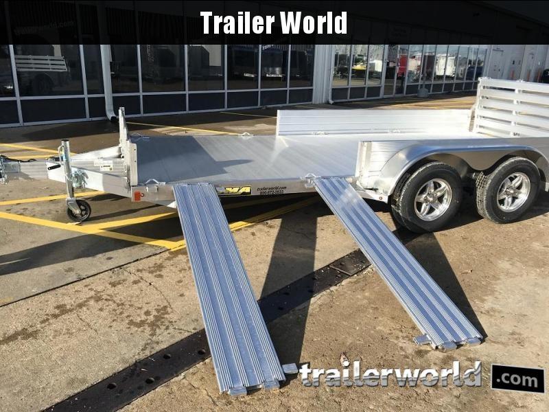 2019 Aluma 8116TA SR 16' ATV Trailer