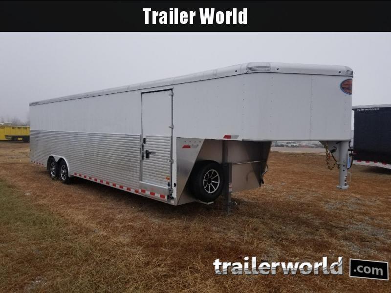 2019 Sundowner 36' Gooseneck Enclosed Cargo Trailer