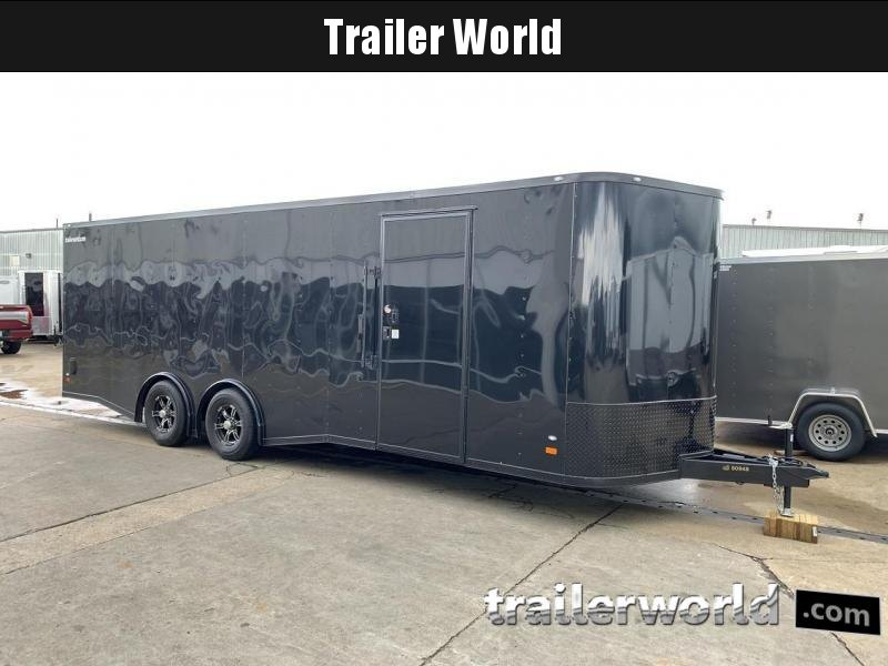 2019 CW 24' Spread Axle Car Trailer 10k GVWR 7' tall in Ashburn, VA