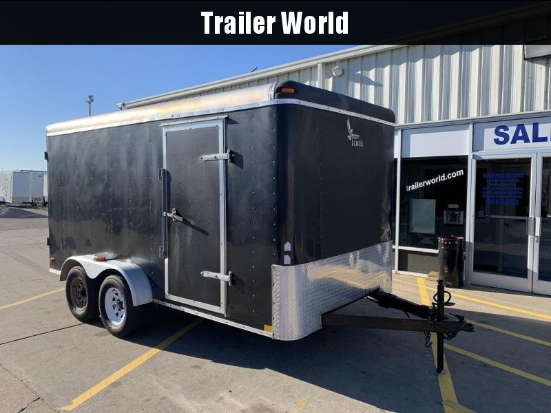 2006 Lark 7' x 14' Tandem Enclosed Cargo Trailer