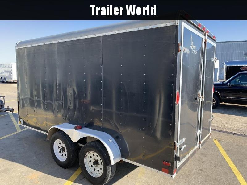 2006 Lark 7' x 14' Tandem Enclosed Cargo Trailer