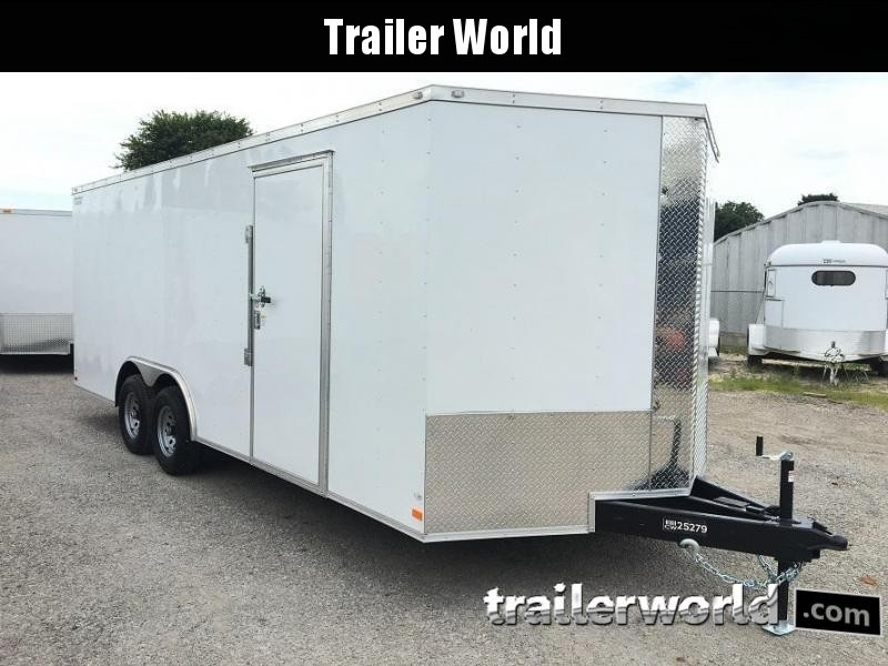 2019 CW 20' Enclosed Car Trailer 10k GVWR in Ashburn, VA