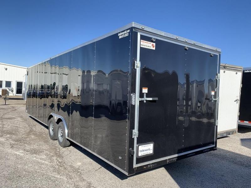 2019 Continental Cargo 28' V  Enclosed Car Trailer