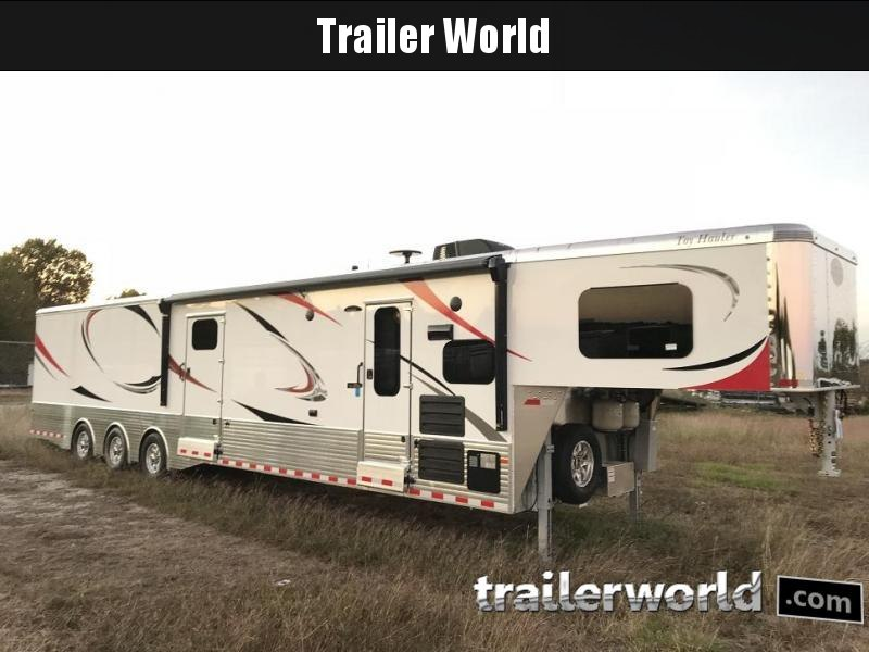 2019 Sundowner 2186GM 45' Toy Hauler Trailer 24' Garage
