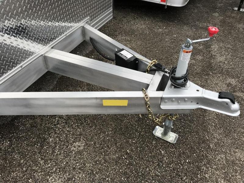 2018 Haulmark HAR85X24 Aluminum 24' Race Trailer