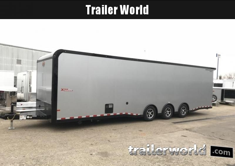 2018 Sundowner 32' Race Trailer Bath Pkg