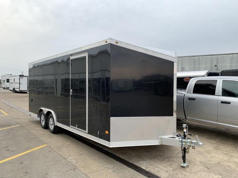 2019 Haulmark HAUV8.5x20WT3 8.5' x 20' x 7' Aluminum Enclosed Car Trailer