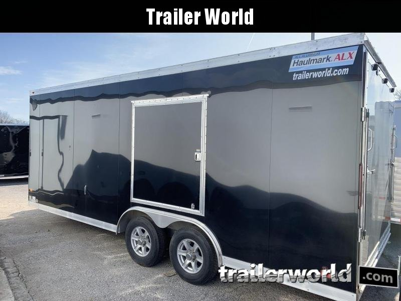 2019 Haulmark HAUV8.5x20WT3 8.5' x 20' x 7' Aluminum Enclosed Car Trailer in Ashburn, VA