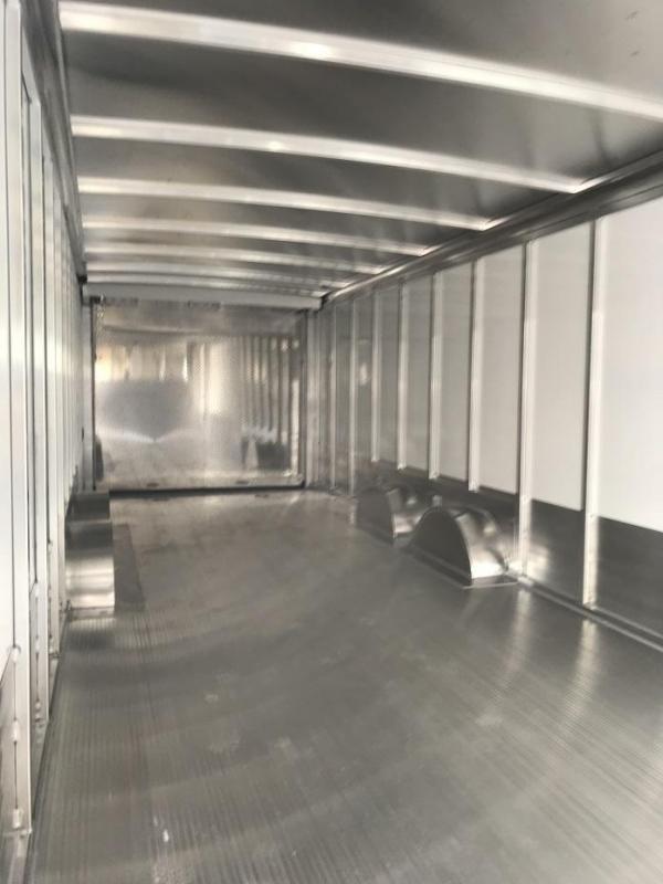 2019 Sundowner 38' Aluminum Gooseneck Enclosed Car Trailer