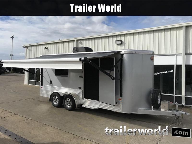 2019 Sundowner Trailers 18' BP Toy Hauler - CLEARANCE
