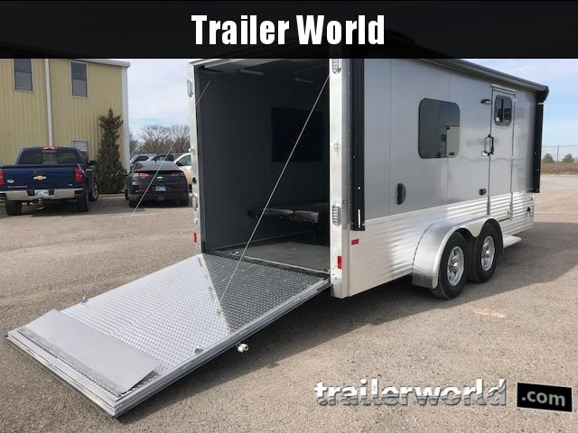 2019 Sundowner Trailers 18' BP Toy Hauler - CLEARANCE
