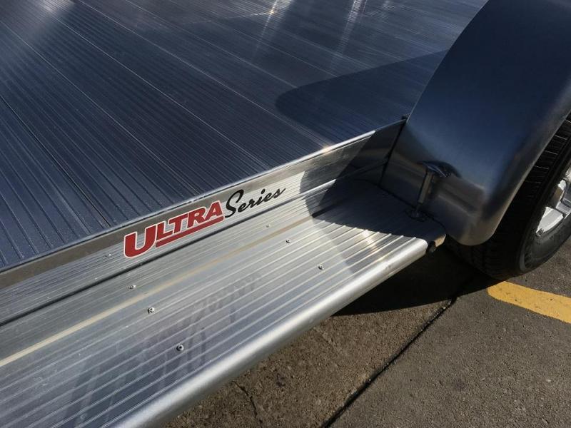 2019 Sundowner Ultra Aluminum 22' Tapered Front Open Car Hauler Trailer