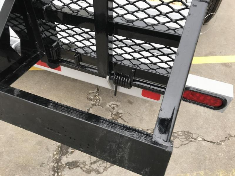 2019 Diamond C LPX 22' Low Profile Equipment Trailer 10 Ton