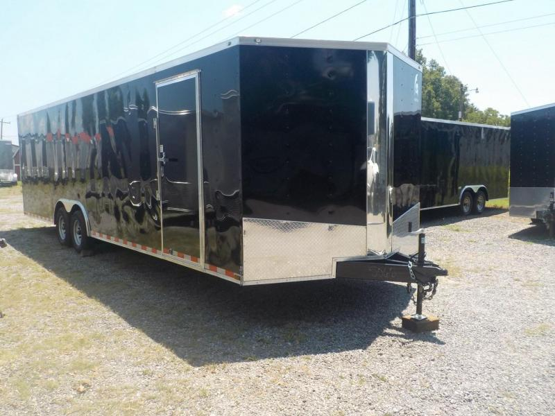 2019 Spartan SP8.5X28TA Car / Racing Trailer in Jenkinsville, SC
