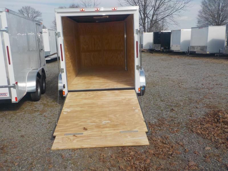 2019 Cynergy Cargo CCL 6 x 12 TA Enclosed Cargo Trailer