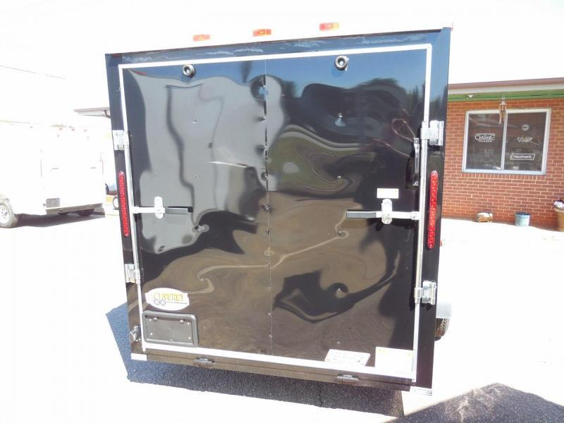 2019 Cynergy Cargo CCL 6 x 12 SA Enclosed Cargo Trailer