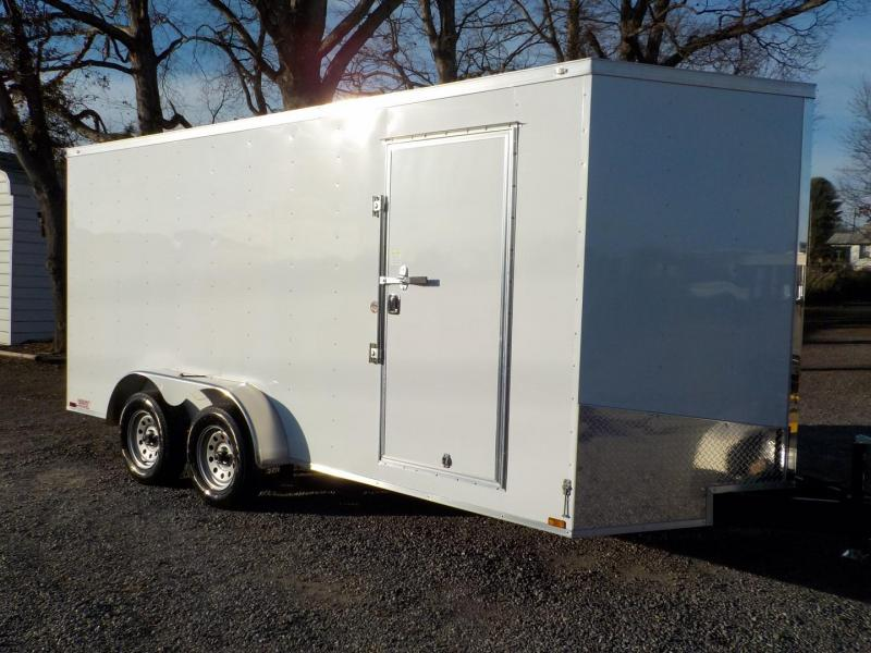 2020 Spartan SP7X16TA Enclosed Cargo Trailer in Newland, NC