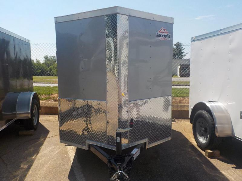 2019 Rock Solid Cargo RS 5 X 10SA Enclosed Cargo Trailer