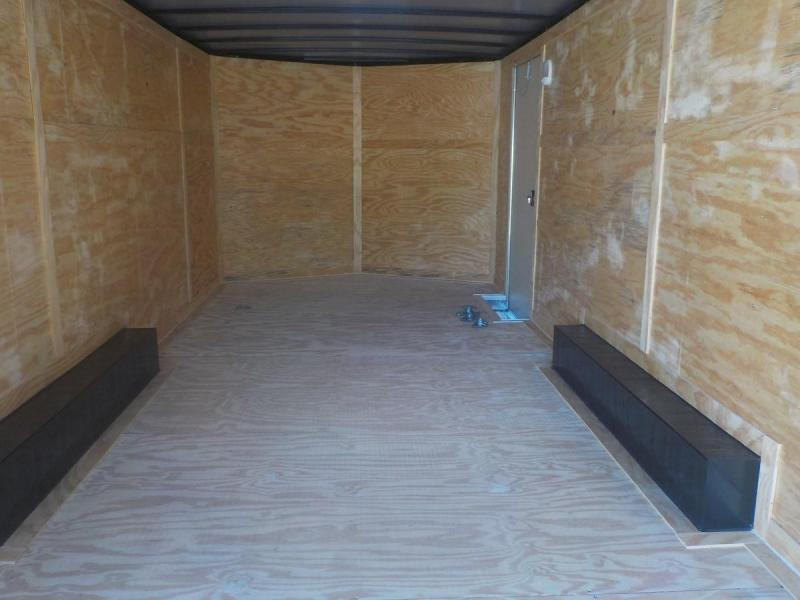 2019 Rock Solid Cargo RS 8.5 X 24 TA2 Enclosed Cargo Trailer