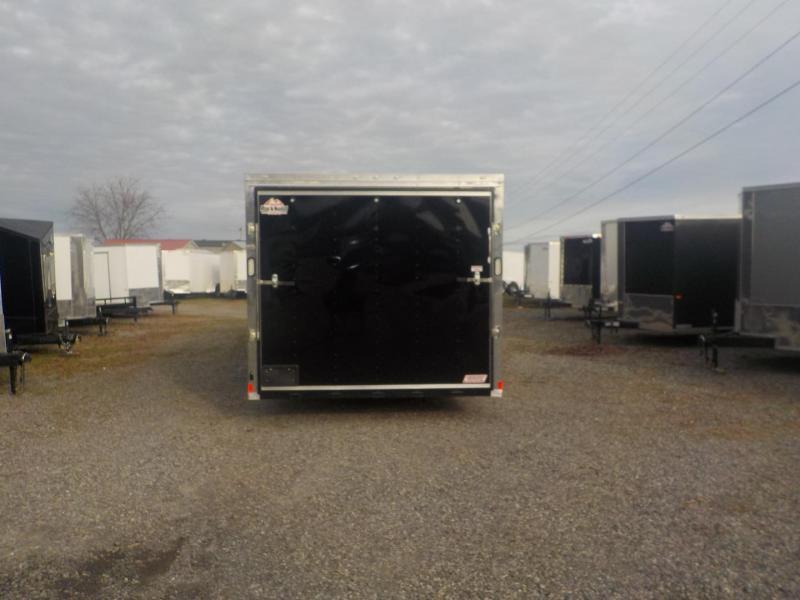2019 Rock Solid Cargo RS8.5X28TA3 Car / Racing Trailer