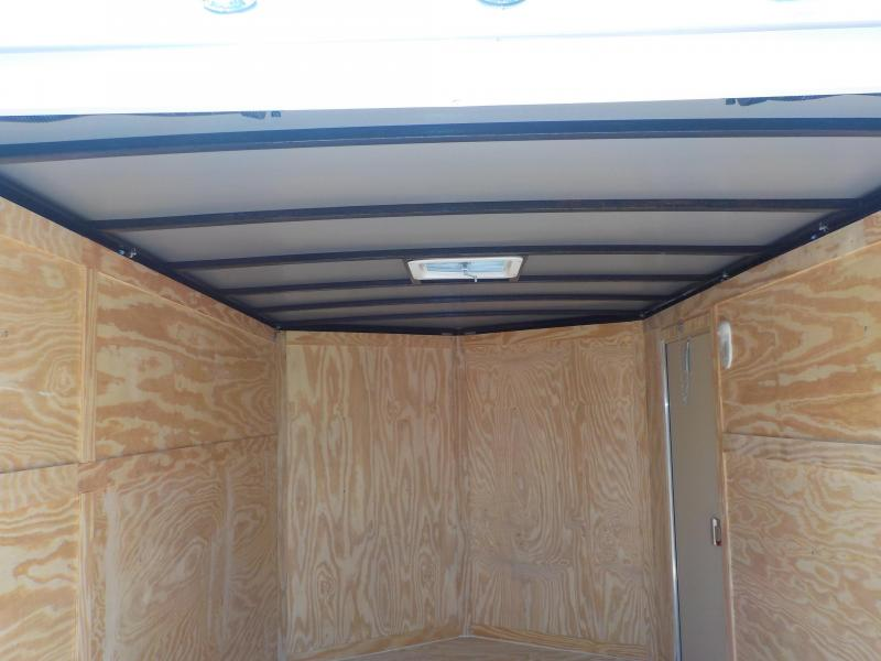 2019 Spartan SP7X12SA Enclosed Cargo Trailer
