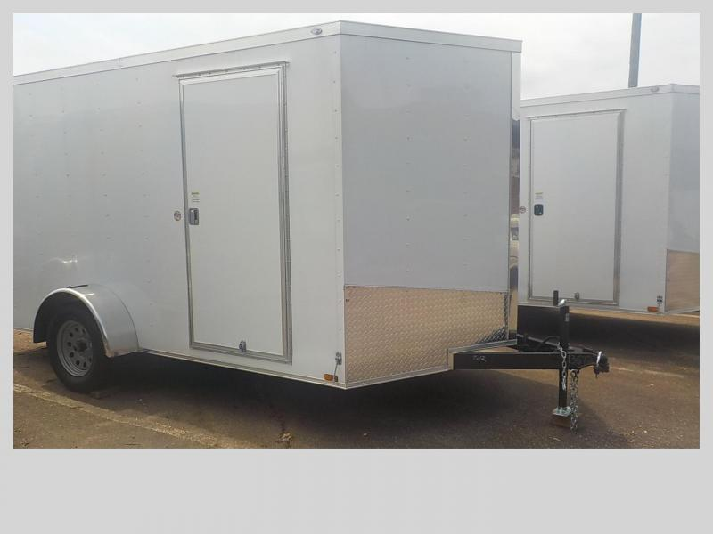2019 Spartan SP7X12SA Enclosed Cargo Trailer in Yadkinville, NC