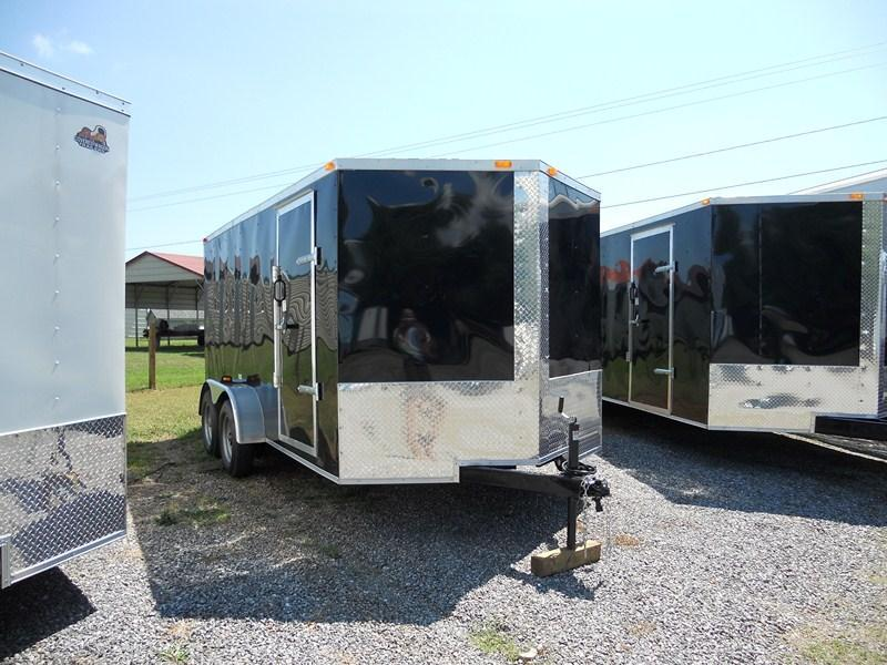 2019 Cynergy Cargo CCL7X16TA Enclosed Cargo Trailer