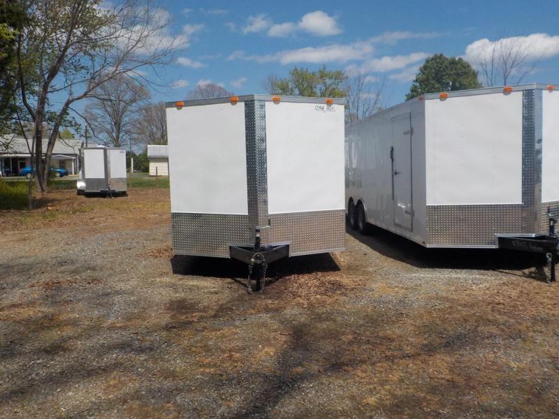 2019 Cynergy Cargo CCL 8.5 X 20 TA2 Car / Racing Trailer
