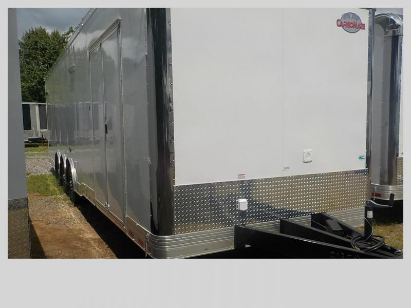 2019 Cargo Mate GAEL8.5 X 32TTA4 Car / Racing Trailer