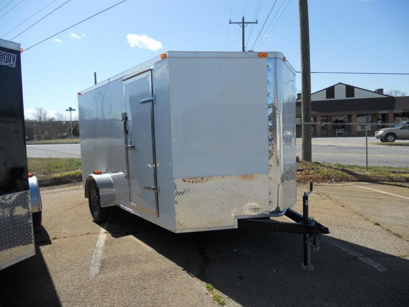 2019 Cynergy Cargo CCL6X12SA Enclosed Cargo Trailer in Mills River, NC