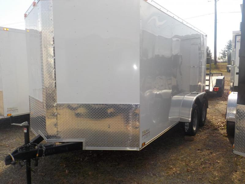 2019 Cynergy Cargo CCL714TA Enclosed Cargo Trailer