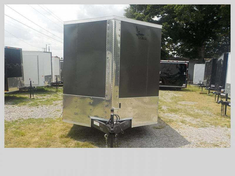 2019 Lark VT7X16TA Enclosed Cargo Trailer in Marion, NC