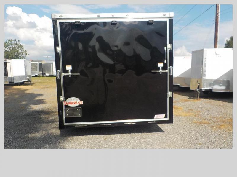 2020 Cargo Mate GANS8.528TA3 Car / Racing Trailer
