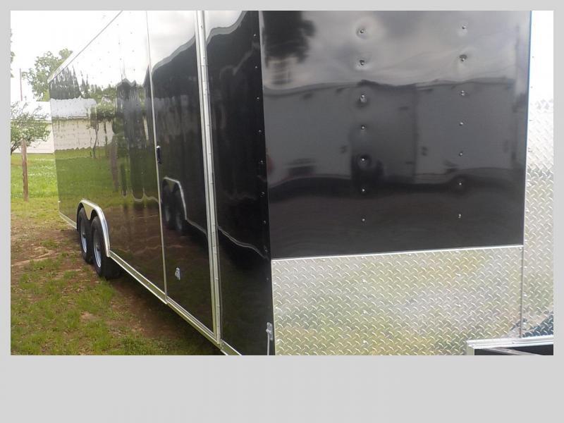 2019 Rock Solid Cargo RS8.5X24TA3 Car / Racing Trailer