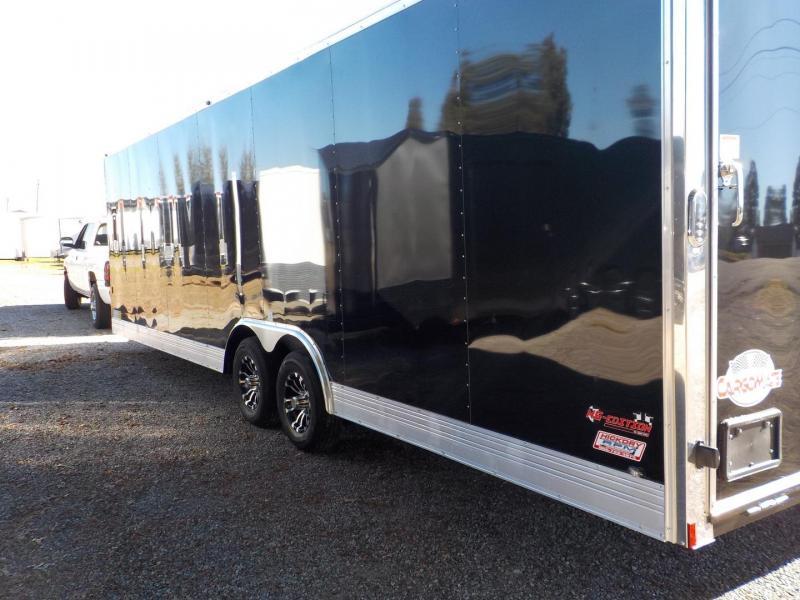 2020 Continental Cargo GANS8.524TA3 Enclosed Cargo Trailer