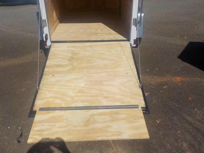 2019 Rock Solid Cargo RS5X8SA Enclosed Cargo Trailer