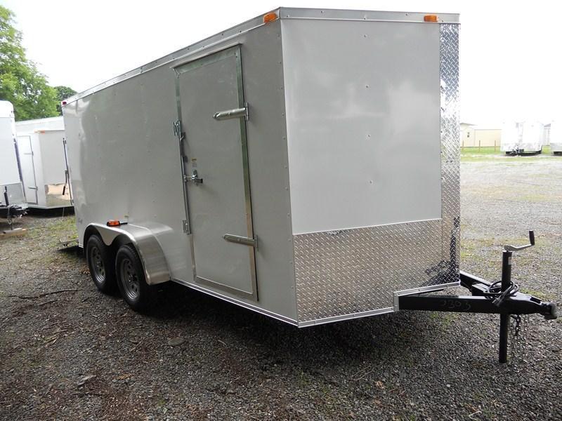 2019 Cynergy Cargo CCL 7x14 TA2 Enclosed Cargo Trailer