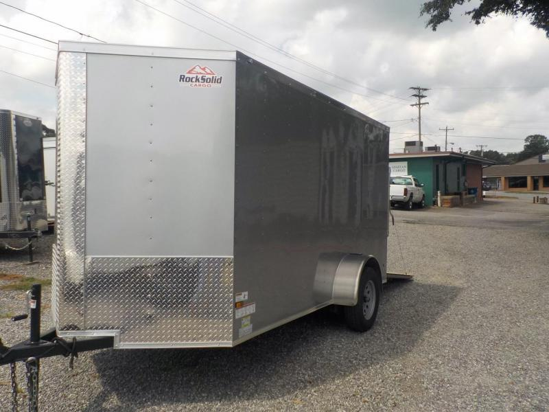 2019 Rock Solid Cargo RS 6 X 12TA Enclosed Cargo Trailer