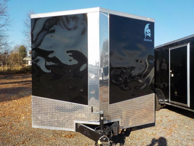 2019 Spartan SP 8.5 x 24 TA3 Car / Racing Trailer