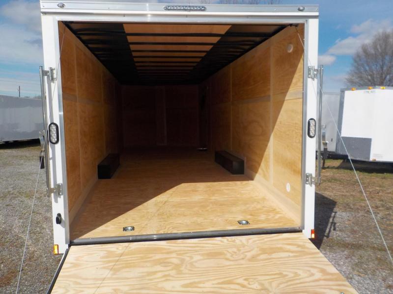 2019 Continental Cargo GANS8.528TA3 Enclosed Cargo Trailer