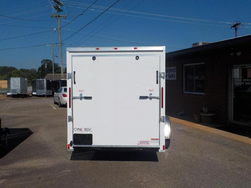 2019 Cynergy Cargo CCL 6 x 12 SA Enclosed Cargo w/Ramp DoorTrailer